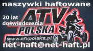 naszywka atv asg paintball - producent